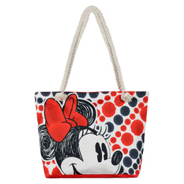 SAC DE PLAGE DISNEY MINNIE
