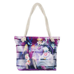 SAC DE PLAGE DISNEY VILLAINS