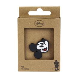 Pin metal Mickey Smile Disney
