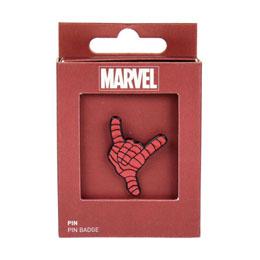 Pin metal Spiderman Marvel