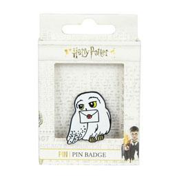 Pin metal Hedwig Harry Potter