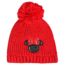 BONNET D'HIVER MINNIE DISNEY PREMIUM
