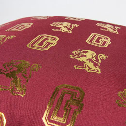 Photo du produit COUSSIN GRYFFINDOR HARRY POTTER PREMIUM Photo 2