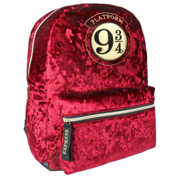 SAC A DOS PLATFORM 9 3/4 HARRY POTTER 40CM