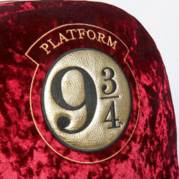 Photo du produit SAC A DOS PLATFORM 9 3/4 HARRY POTTER 40CM Photo 1