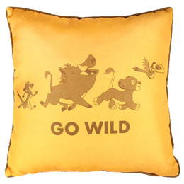 Photo du produit COUSSIN DISNEY LE ROI LION PREMIUM Photo 1