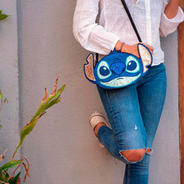 Photo du produit SAC BANDOULIERE 3D DISNEY STITCH Photo 3