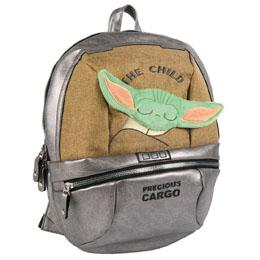 Sac à dos Yoda Child The Mandalorian Star Wars 35cm