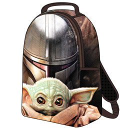 SAC À DOS YODA CHILD THE MANDALORIAN STAR WARS 44CM