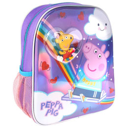 Sac à dos onfetti Peppa Pig Disney