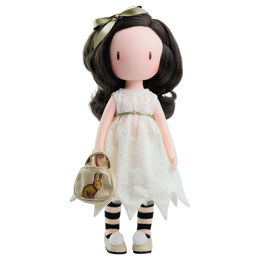 POUPEE GORJUSS I LOVE YOU LITTLE RABBIT 32CM