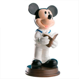 FIGURINE MICKEY PREMIERE COMMUNION