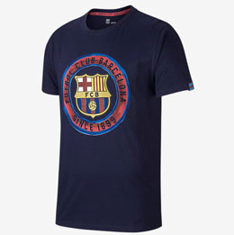 T-SHIRT FC BARCELONE OFFICIEL
