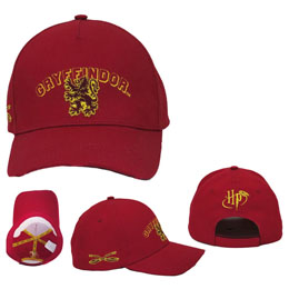 CASQUETTE ADULTE GRYFFINDOR HARRY POTTER