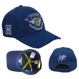 CASQUETTE ADULTE HOGWARTS HARRY POTTER