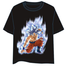 T-SHIRT DRAGON BALL GOKU ULTRA ADULTE