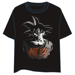 T-SHIRT GOKU DRAGON BALL Z ADULTE