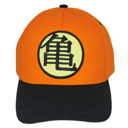 CASQUETTE KAME DRAGON BALL ORANGE