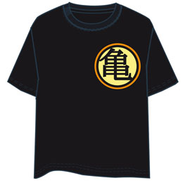 T-SHIRT DRAGON BALL KAMEHOUSE