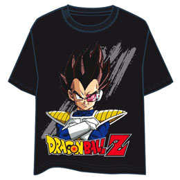 T-SHIRT DRAGON BALL Z VEGETA