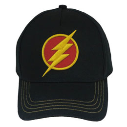 CASQUETTE FLASH DC COMICS