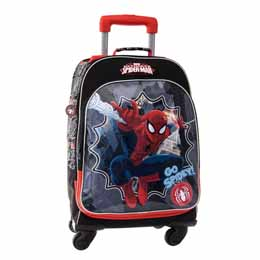 TROLLEY SPIDER-MAN MARVEL GO SPIDEY 4 ROUES