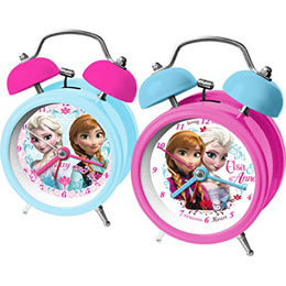 Réveil reine des neiges Disney