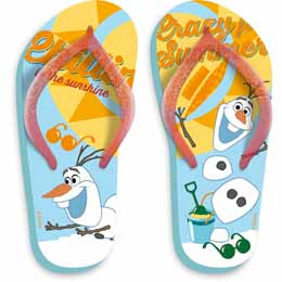 TONGUES DISNEY REINE DES NEIGES OLAF