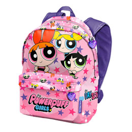 SAC A DOS POWERPUFF GIRLS 34CM