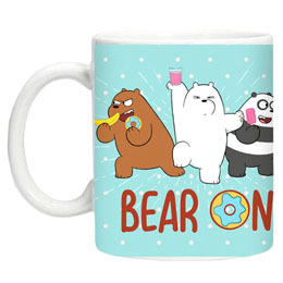 MUG WE BARE BEARS MENTHE