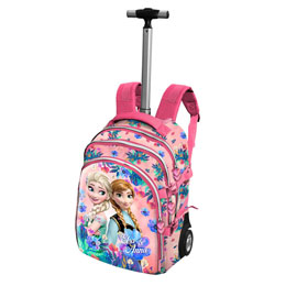 TROLLEY TRAVEL LA REINE DES NEIGES SUMMER 48CM