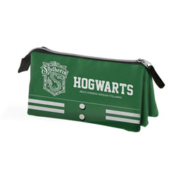 TROUSSE TRIPLE HARRY POTTER SLYTHERIN