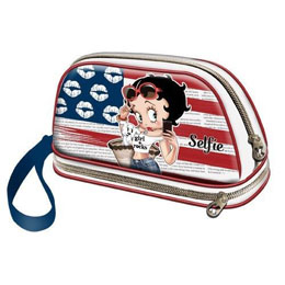 BEAUTY CASE BETTY BOOP SELFIE