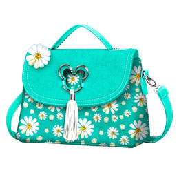 DISNEY SAC MICKEY AQUA