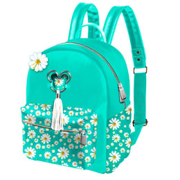 Photo du produit SAC A DOS DISNEY MINNIE MICKEY AQUA 32CM