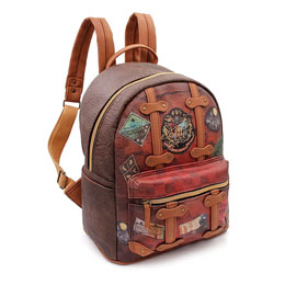 SAC À DOS FASHION HARRY POTTER RAILWAY 33CM