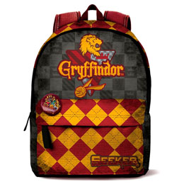 SAC A DOS HARRY POTTER QUIDDITCH GRYFFINDOR 42CM