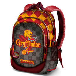 SAC A DOS HARRY POTTER QUIDDITCH GRYFFINDOR 44CM