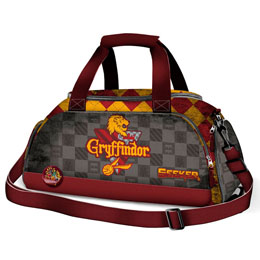 SAC DE SPORT HARRY POTTER QUIDDITCH GRYFFINDOR 55CM