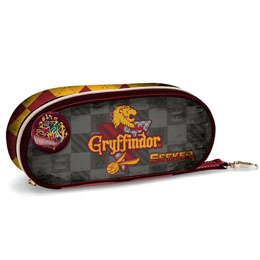 TROUSSE OVALE HARRY POTTER QUIDDITCH GRYFFINDOR