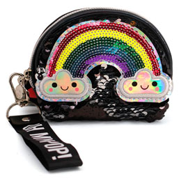 PORTE MONNAIE OH MY POP RAINBOW