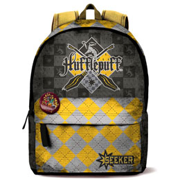 SAC A DOS HARRY POTTER QUIDDITCH HUFFLEPUFF 42CM