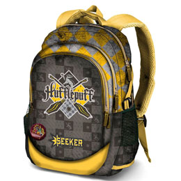 SAC A DOS HARRY POTTER QUIDDITCH HUFFLEPUFF 44CM