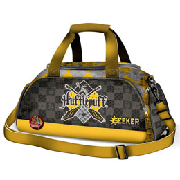 SAC DE SPORT HARRY POTTER QUIDDITCH HUFFLEPUFF 55CM
