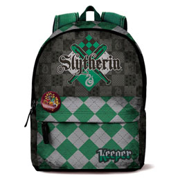 SAC A DOS HARRY POTTER QUIDDITCH SLYTHERIN 42CM