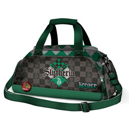 SAC DE SPORT HARRY POTTER QUIDDITCH SLYTHERIN 55CM