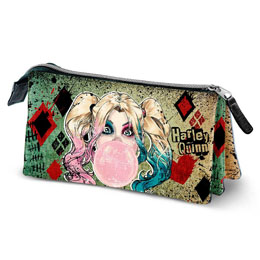 Photo du produit TROUSSE HARLEY QUINN DC COMICS MAD LOVE TRIPLE