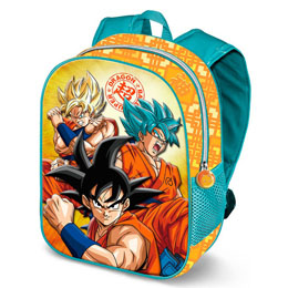 SAC À DOS 3D DRAGON BALL SAIYAN 31CM