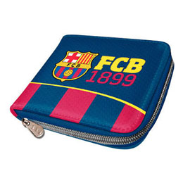 PORTEFEUILLE FC BARCELONE LEGEND
