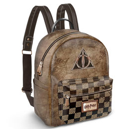 SAC A DOS HARRY POTTER DEATHLY HALLOWS